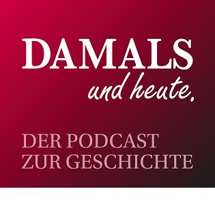 Damals Podcast Logo