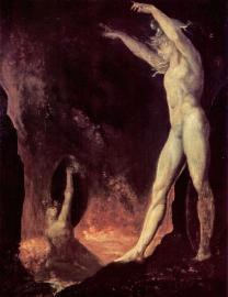 Am 1. April steigt der Teufel aus der Hölle empor auf das wir ihm verfallen mögen.