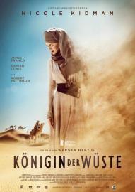 """Filmplaket """"Königin der Wüste"""" mit Hauptdarstellerin Nicole Kidman"""