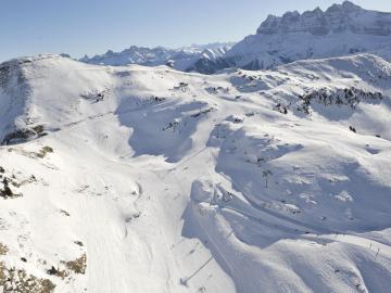 Die größten Skigebiete der Welt