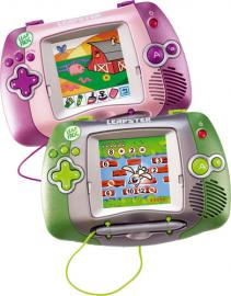Leapster: Die Lern- und Spielkonsole