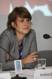 Andrea Goetzke, newthinking communications, Berlin