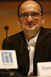 Dominik Grollmann, Chefredakteur Internet World Business, München
