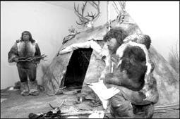 Das harte Leben der Neandertaler ...