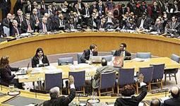 Tagung des UN-Sicherheitsrats