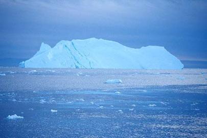 Eisberge - riesig und doch leicht
