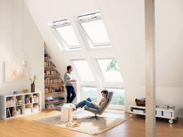 VELUX Automatische Dachfenster