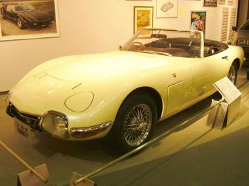 Toyota 2000GT Cabriolet