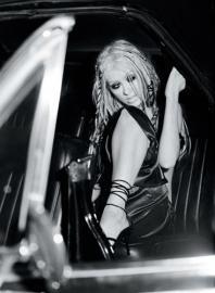Christina Aguilera, 2002