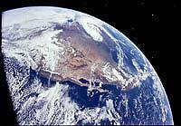 Blick von Apollo 16 auf Amerika, © ESA.jpeg