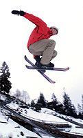 Skiboarding ist eher mit Inlineskaten als mit Snowboarden verwandt.