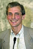 Erhält den Nobelpreis für Physik: der deutsche Wissenschaftler Wolfgang Ketterle