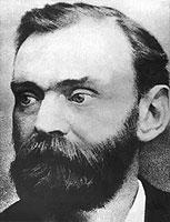 Namensgeber des Nobelpreises: Alfred Nobel