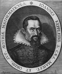 Johannes Kepler (1579 - 1630)