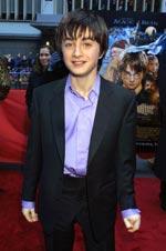 Daniel Radcliffe bei der Premiere in London