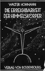 Das 1925 erschienene Buch von Walter Hohmann