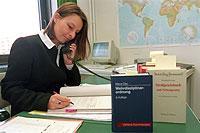 Der Fortschritt der Technik macht's möglich: Viele Büroarbeiten können inzwischen auch von Zuhause erledigt werden.