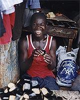 Auf dem Zentralmarkt von Kumasi (© W. Gerl).jpeg