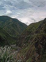 Spektakulär: Landschaft bei Baños (© C. Mayer).jpeg