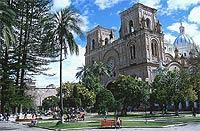 Koloniale Pracht: Neue Kathedrale von Cuenca (© C. Mayer).jpeg
