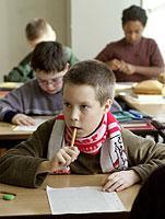 Schwache Leistung: Laut PISA-Studie liegt das Bildungsniveau von deutschen Schülern im internationalen Vergleich weit unter dem Durchschnitt.