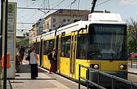 """Nach der Wiedervereinigung ließ Berlin das Schienennetz für die """"Elektrische"""" weiter ausbauen."""