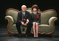 Loriot und Evelyn Hamann beweisen es: Nicht immer funktioniert die Kommunikation zwischen Mann und Frau.