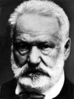 Victor Hugo, französischer Dichter (26.2.1802 - 22.5.1885)