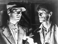 """""""Die Früchte des Zorns"""", John Steinbeck, Film mit Henry Fonda in der hauptrolle, Regie John Ford, 1940 Pr.294 S.323 o. SW"""