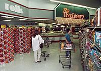 Vorbild USA: In US-amerikanischen Supermärkten wird die Verkaufs-Methode bereits seit Jahren erfolgreich angewandt.
