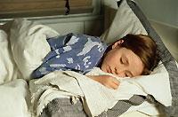 Schlaf dient der Erholung und Regeneration.