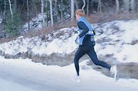 Regelmäßige Bewegung schützt vor Krankheiten und Übergewicht.