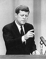 Gilt als Initiator des Weltverbrauchertags: der 35. US-Präsident, John F. Kennedy.