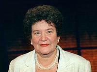 Seit Januar 2002 Präsidentin der KMK: die thüringische Ministerin für Wissenschaft und Forschung Dagmar Schipanski (CDU)