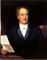 """""""Wer reitet so spät durch Nacht und Wind? Es ist der Vater mit seinem Kind..."""" – Johann Wolfgang von Goethe war ein Meister der Reime."""