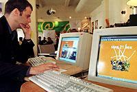 Bei der Selektion relevanter Informationen haben die meisten Internet-User Schwierigkeiten.