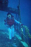 Zahlreiche Wracks warten in den Meeren auf Schatzsucher, Entdecker und Abenteurer.