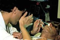 Lasereinsatz in der HNO-Medizin