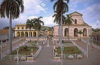Koloniales Flair: Plaza Mayor in Trinidad