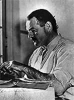 Liebte Kuba und seinen Mojito: Ernest Hemingway (1899-1961)