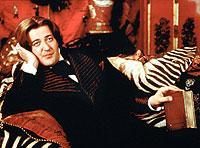 Inbegriff des Dandys: der irisch-englische Schriftsteller Oscar Wilde, hier verkörpert von Schauspieler Stephen Fry