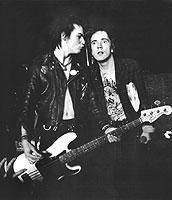 """Johnny Rotten und seine Band """"The Sex Pistols"""" gelten als Vorreiter der Punkbewegung."""