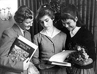 Sozialistisch geprägte Aufnahme in die Welt der Erwachsenen: die Jugendweihe (DDR, 1958)