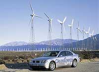 © BMW AG. Prototyp des BMW 745h mit Wasserstoffverbrennungsmotor..jpeg