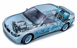 © BMW AG. Das Wasserstoff-Auto von BMW..jpeg