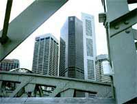Singapur: Anstrengender Kurztrip für gut Betuchte.