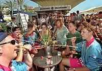 Sommer, Sonne, Spaß – und ein gutes Geschäft für die Tourismusindustrie.