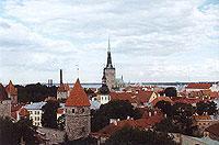 Beeindruckend: Blick auf Tallinn von der Kohtu-Straße. © Sylvia Raschke.jpeg
