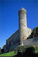 Wehrhaft: Die Altstadt Tallinns ist von Wachttürmen umgeben.