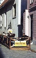 Gemütlich: Kneipe in der Altstadt.  © Sylvia Raschke.jpeg